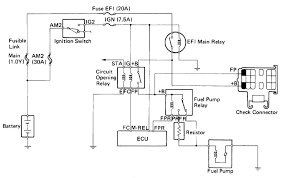 90 ls400 fuel pump system problem club lexus forums here s the partial schematic