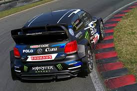 VW Polo Rally Car Reborn As Petter Solberg's New 570-Horspower GTI ...