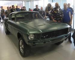 Bullitt casing: Lost movie 'jump' car found in Baja Mexico ...