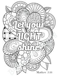 Free Printable Bible Coloring Pages With Scriptures Print