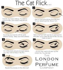 a quick and easy eyeliner tutorial that anyone can do we ll turn you into the professional once you ve done this the cat flick
