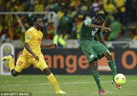 Africa Cup Of Nations Burkina Faso 4 Ethiopia 0 Match