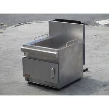cecilware gf 28 natural gas 28 lb countertop fryer good condition used equipment we have sold bakedeco com