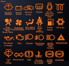 wrg 4423 fuse box symbol meanings funny interpretations of the lights on your car dashboard what they really mean