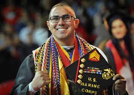 Veteran Medal State 's Marine New Awarded Fresno President Dad And 's vPSxwYxqCd