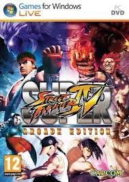 amazon deal of the day super street fighter iv ae pc super