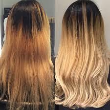 Shimmer Lights Orange Hair Shapoo Shimmer Lights Before And After