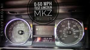 0-60 Speed Testing: 2007 Lincoln MKZ (3.5L V6 FWD) - YouTube