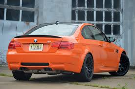 Sport Series 2007 bmw m3 : 2013 BMW M3 Coupe Lime Rock Park Edition Test Drive by Autoblog