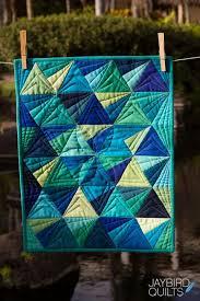 15 best mini quilts images on Pinterest | Mini quilts, Small ... & Mini Stereo | Jaybird Quilts Adamdwight.com