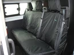 transit custom seat covers town and