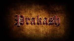 Prakash - Prakash Name Images Hd ...