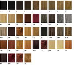Harlem 125 Color Chart