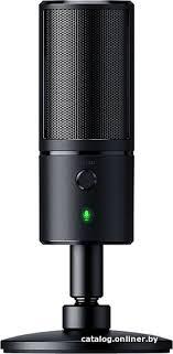 <b>Razer Seiren X</b> (черный) <b>микрофон</b> купить в Минске