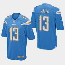 Jersey Keenan Allen Blue Powder