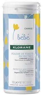 Купить <b>детская присыпка Klorane Bebe</b> 100 г, цены в Москве на ...