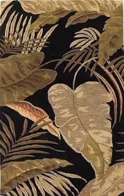 kas oriental rugs havana 2616 midnight rainforest area rug