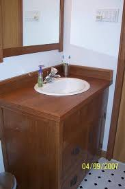 arts crafts bathroom vanity: bathroom remodel arts and crafts vanity s