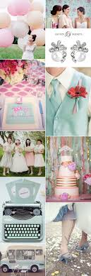 retro wedding theme. Retro Wedding Theme Retro Weddings With 50s Wedding Decorations