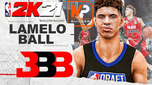 Not to mention his stats which were historically good. Nba 2k21 Lamelo Ball Build 57 Badge Upgrades 6 7 Demigod Point Guard Build Youtube