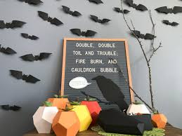 #2 add magic to your porch with floating witch hats luminaries. Diy Paper Halloween Decorations Cardstock Warehouse Paper Company Inc