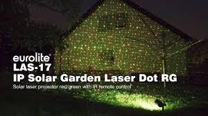 Solar Projector Christmas Lights Eurolite Las 17 Ip Solar Garden Laser Dot Rg