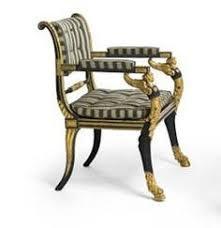 English Regency Style Chair Regency Furniture I26
