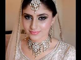 beatiful stani bridal makeup wedding day makeup nikkah makeup by