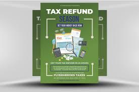Tax Flyers Designs Income Tax Flyer 3 Flyerheroes