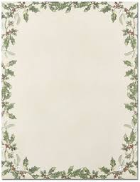 Free Holiday Stationery Templates 9 Certificates Rapic Design