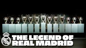 Founded on 6 march 1902 as madrid football club. The Legend Of Real Madrid Ramos Cristiano Zidane Raul More Youtube