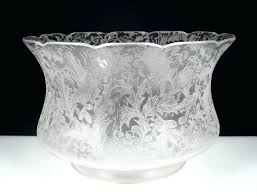 hurricane glass lamp shades etched globes replacement uk hurr