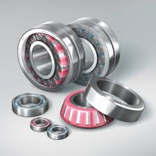 ball bearings. molded-oil bearings ball l