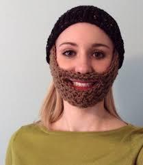 Beard Hat Crochet Pattern Impressive Crochet Beard Pattern Free Hat Pattern