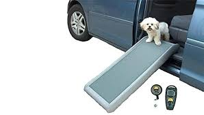dog door ramp ramps for car side doors outdoor over stairs deck hale pet door ramp