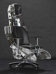 ejection seat on man cave gadgets uk planes and jet regarding ejection seat office chair