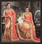 Best ideas of deluxe formal bridal saree designs