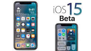 iOS 15 Beta - YouTube