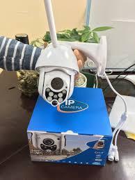 Camera giám sát ngoài trời hoặc trong nhà Yoosee PO5 xoay 360D Full 1080 HD  - Hỗ
