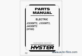 hyster challenger forklift wiring diagram wiring diagram and hyster challenger h135xl h155xl service parts manual