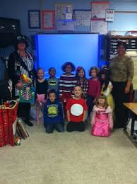 story book character dress up day
