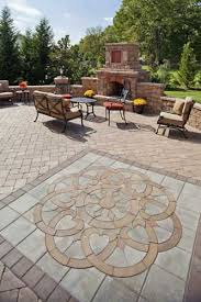 Paver Designs For Backyard