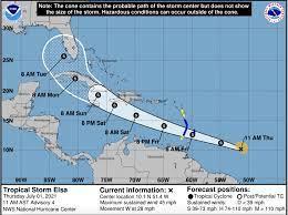 Tropical Storm Elsa heads to Florida as ...
