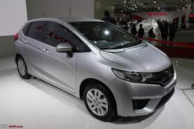new car launches by march 2015Honda Jazz 2015 India Launch Team Bhp  CFA Vauban du Btiment