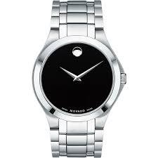 movado men s military exclusive watch stainless steel band movado men s military exclusive watch