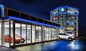 Car Vending Machine Dallas Interesting Carvana Bringing Vending Machine To SA Virtual Builders Exchange