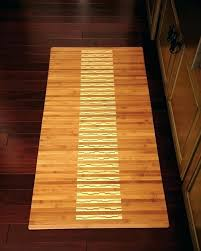 bamboo area rug runner mats have been a traditional floor covering in the far east for