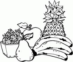 Small Picture Free Printable Coloring Pages Of Fruit Bowls Coloring Coloring