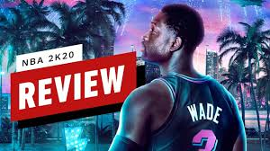 NBA 2K20 Review - YouTube