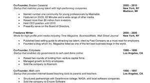 How To Write A Great Resume How Write A Good Resume Impressive